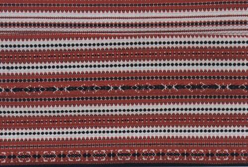 Technologie tkaní činovati na Horňácku